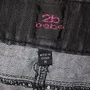 bebe Skirts - Bebe Mini Skirt